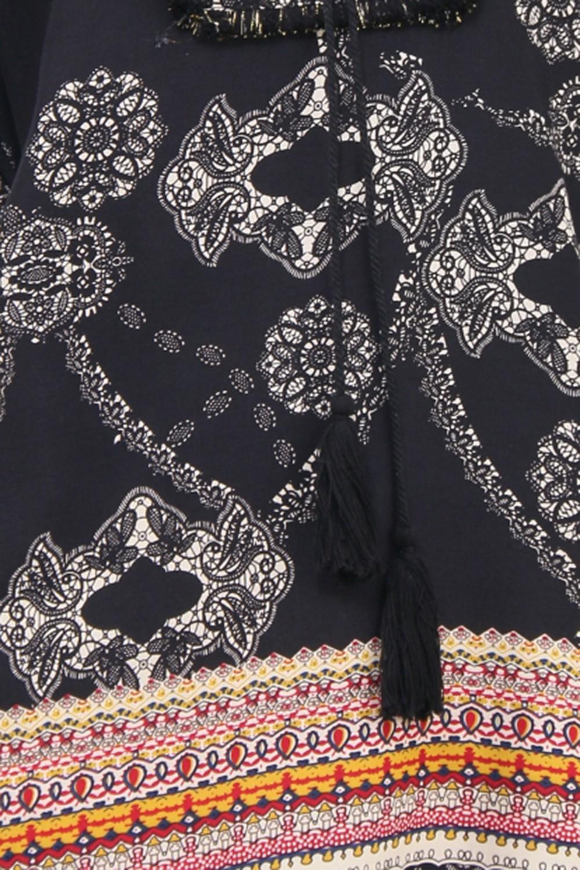 Kuvioitu pusero 00011 lähi