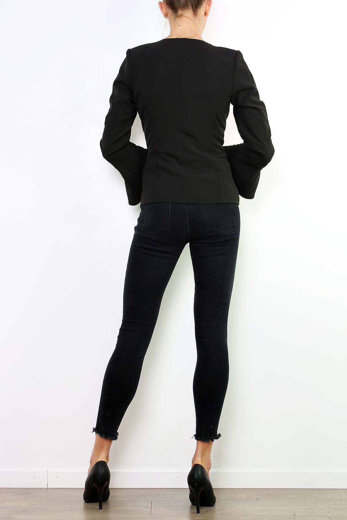 Musta jakku 00018 taka