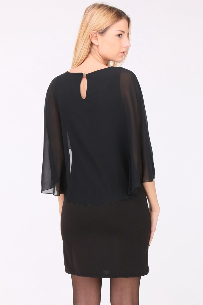 Musta mekko 00012 taka