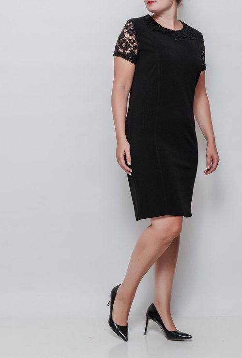 Musta mekko 00080 etu