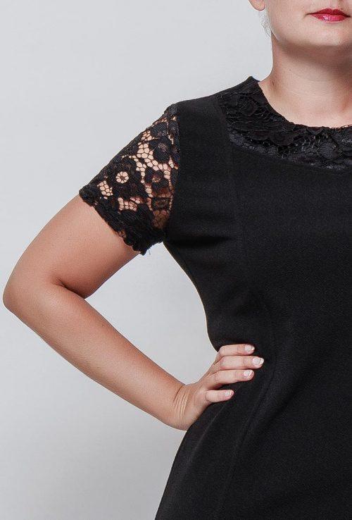 Musta mekko 00080 lähi